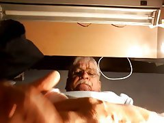 Cumshot, Old and Young, Webcam