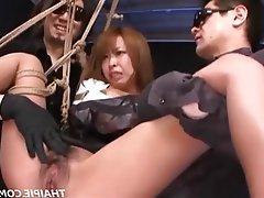 Asian, BDSM, Bondage, Hairy, Teen