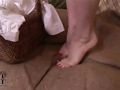 Feet, Fetish, Solo, Teen