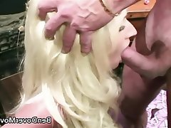Blonde, Blowjob, Hardcore, Old and Young, Teen