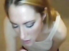 Amateur, Blonde, Cumshot, Facial, Skinny