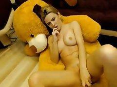 Amateur, Dildo, Masturbation, Orgasm