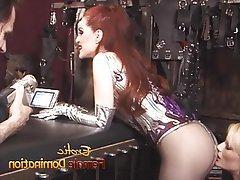 BDSM, Femdom, Casting, Mistress, Spanking
