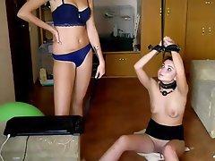 Amateur, BDSM, Bondage, Lesbian, Webcam