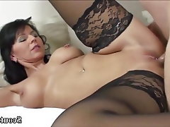 Teen, Stockings, MILF, Old and Young, German