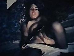 Hairy, Vintage, Small Tits, Retro