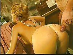 Anal, Cumshot, Group Sex, Stockings, Vintage