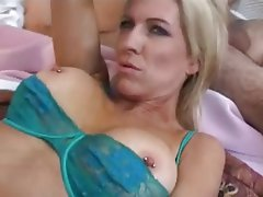 Gangbang, Group Sex, MILF, Threesome