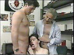 Anal, Group Sex, Hairy, Old and Young, Swinger