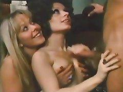 Cumshot, Group Sex, Hairy, Handjob, Vintage