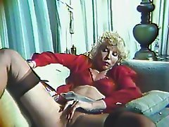 Femdom, Group Sex, Hairy, Stockings, Vintage