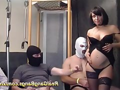 Amateur, Big Boobs, Gangbang, German
